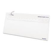 Ampad 73065 Gold Fibre SimplySafe Business Envelope Self-Adhesive White 500/Box