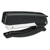 Soft Grip Hand Stapler, 20-Sheet Capacity, Black