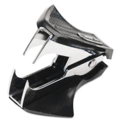 Deluxe Jaw Style Staple Remover, Black