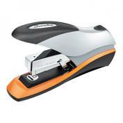 Swingline 87875 Optima Desktop Stapler 70-Sheet Capacity Silver/Orange/Black