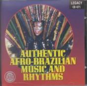 Authentic Afro-Brazilian Music & Rhythms