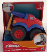 Playskool Rumblin Tow Truck