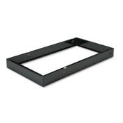 Metal Bases for Staxonsteel & High-Stak Files, Letter Size, Black