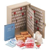 MMF Industries 201824003 Dupli-Key Cabinet 240 Key Capacity 16-1.3cm x 5inx 20-1/2in Sand