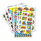 Super Assortment Sticker Pack, Assorted Designs/Colours, 1000/Pack