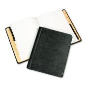 Wilson Jones WLJ039531 Recordkeeping Materials Office Supplies Ledgers; Black