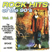 Rock Hits of the 90's, Vol. 2