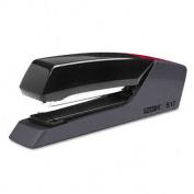 S17 SuperFlatClinch Full-Strip Stapler, 30 Sheet Capacity, Black