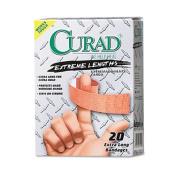 Extreme Length Bandages, 1/4 x 4-3/4, 20/Box