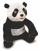 The World of Eric Carle Panda Bear Bean Bag Toy by Kids Preferred