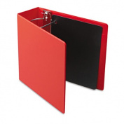 Cardinal SuperStrength Locking Slant-D Ring Binder, 10cm , Red