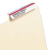 Smead Viewables Color Labeling System Label Pack Refill