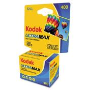 UltraMax 35mm Color Print Film, 400 ASA, 1 24-Exposure Roll
