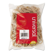Rubber Bands, Size 117, 7 x 1/8, 50 Bands/0.1kg Pack