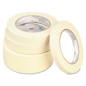 "General Purpose Masking Tape, 1"" x 60yds, 3"" Core, 3/Pack"