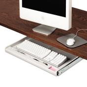 Standard Underdesk Keyboard Drawer, Light Gray