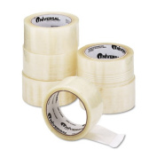 "General Purpose Box Sealing Tape, 2"" x 55yds, 3"" Core, Clear"