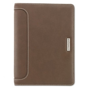 Express Harrison Refillable Planner, 8-1/2 x 11, Brown