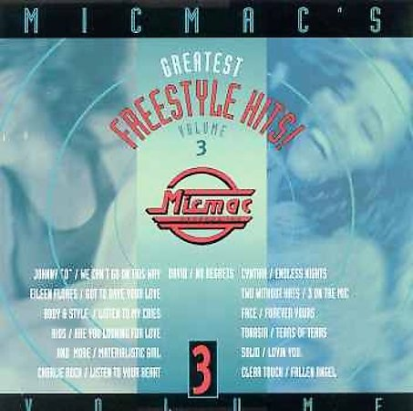 Greatest Freestyle Hits, Vol  3 [Micmac]