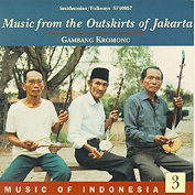 Music of Indonesia, Vol. 3