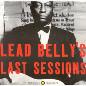 Leadbelly's Last Sessions [Box]