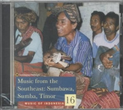 Music of Indonesia, Vol. 16