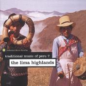 Traditional Music of Peru, Vol. 7