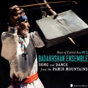Music Of Central Asia Vol. 5 Song And Dance From The Pamir Mountains [Digipak]
