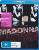 Madonna Sticky and Sweet Tour CD/Blu ray [Blu-ray]