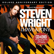 Steven Wright: I Have A Pony [Regions 1,2,3,4,5,6]