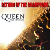 Return Of The Champions (Live)  [2 Discs]