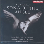 Piazzolla: Song of the Angel