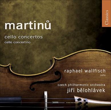 Martinu: Cello Concertos; Cello Concertino