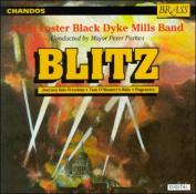 Blitz / Black Dyke Mills Band, Major Peter Parkes