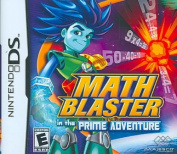 Math Blaster Prime Adventure