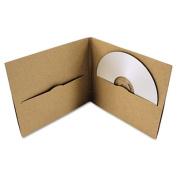 RePlay Dual CD Holders, 25/Pack