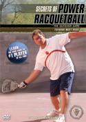 Secrets of Power Racquetball [Region 2]