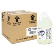 Sensitive Skin Antimicrobial Soap, Floral, 1gal Bottle, 4/Carton