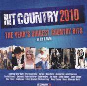 Hit Country 2010 (CD/DVD) [Region 4]