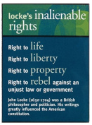 MM - Locke's Inalienable Rights