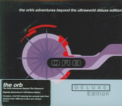 The Orb's Adventures Beyond The Ultraworld - Deluxe Edition [3CD, frosted s/case]