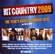 Hit Country 2009 (CD/DVD) [Region 4]