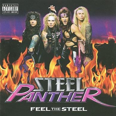Feel The Steel [Japan/UK/OZ/NZ Version]