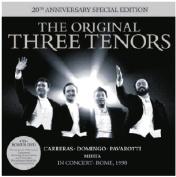 The Original Three Tenors 20Th Anniversary Edition [CD/DVD]