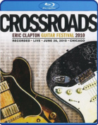 Crossroads Guitar Festival 2010 [Regions 2,4] [Blu-ray]