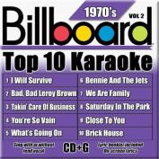 Billboard Top 10 Karaoke