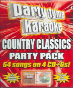 Party Tyme Karaoke Country Classics Party Pack [Box]
