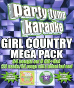 Party Tyme Karaoke - Girl Country Mega Pack