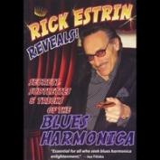 Rick Estrin Reveals Secrets Subtleties & Tricks of the Blues Harmonica [Region 1]