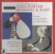 Songs by Cole Porter and Rodgers & Hart
